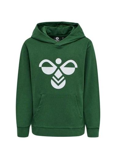 Hummel Cuatro Sweatshırt Yeşil